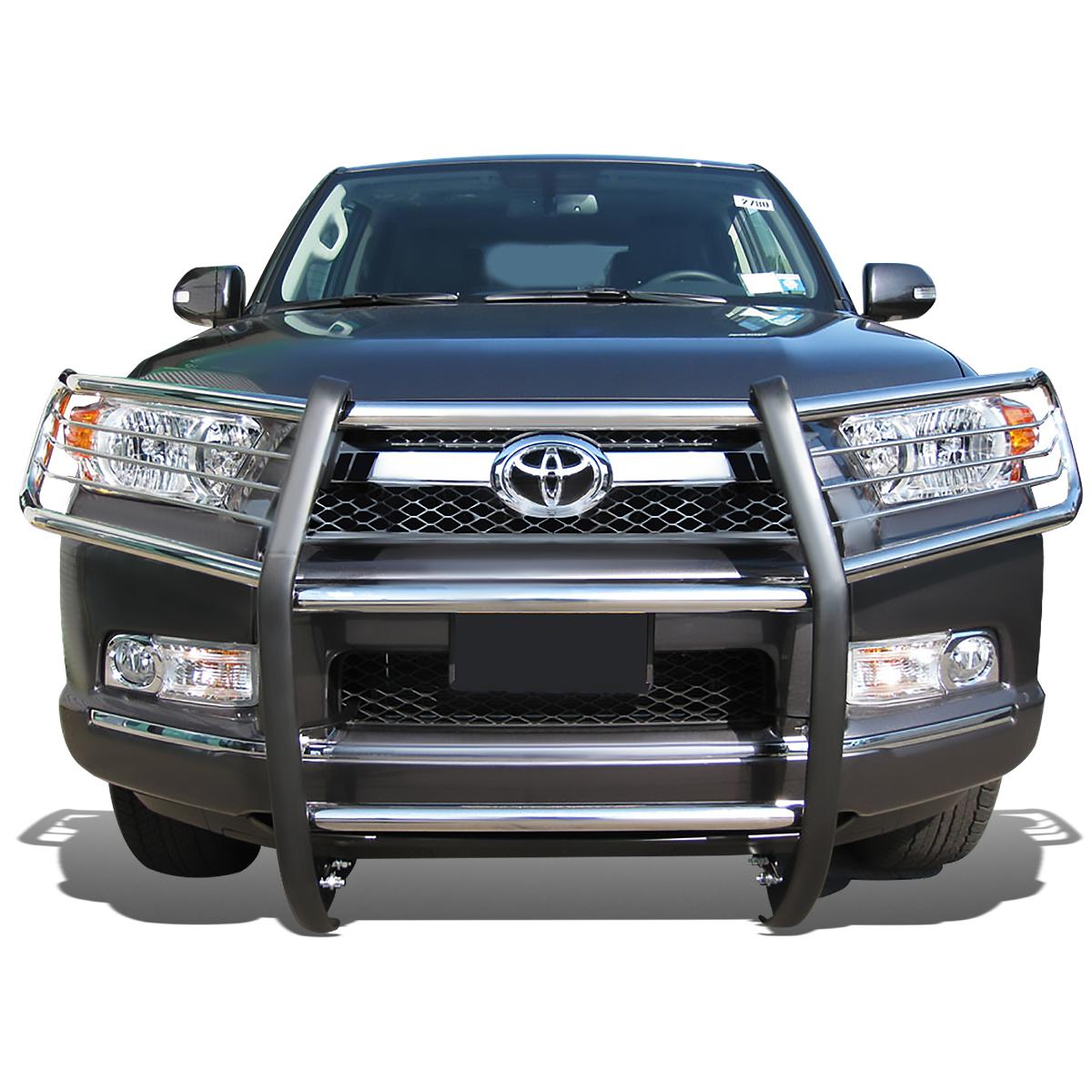 DNA Motoring For 10-13 4Runner N280 Front Bumper Protector