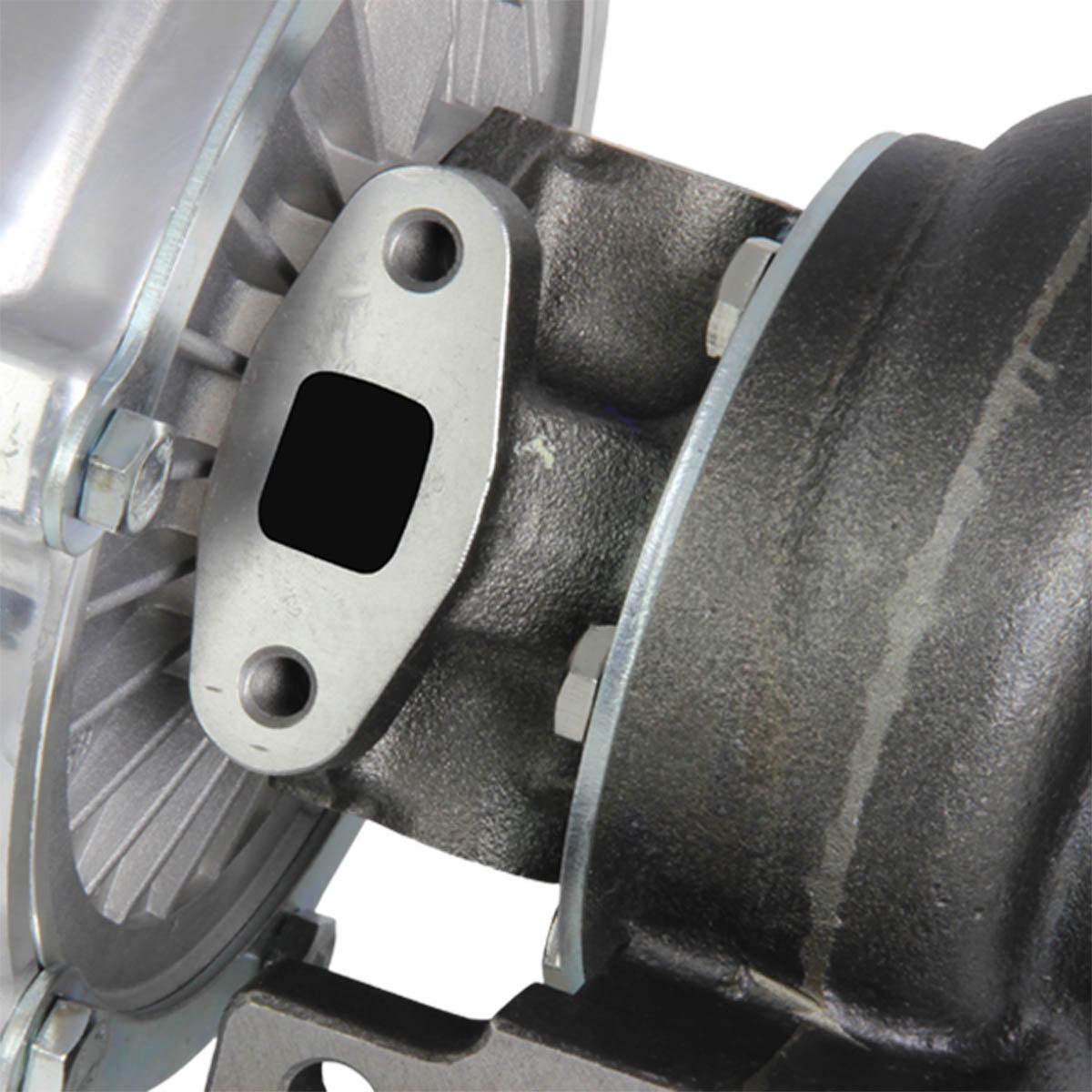DNA Motoring GT30 GT30R GT3037R GT3076R T3 4-Bolt Polished